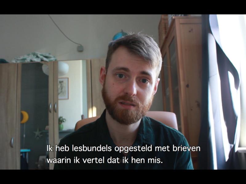 Videogedicht: Pandemiepoëzie