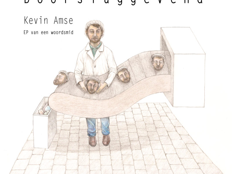 Cover EP Doorslaggevend