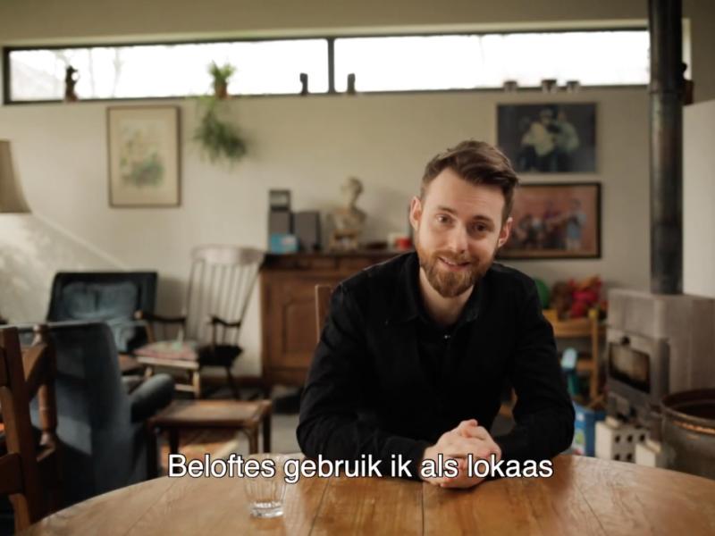 Videogedicht: Op een dag