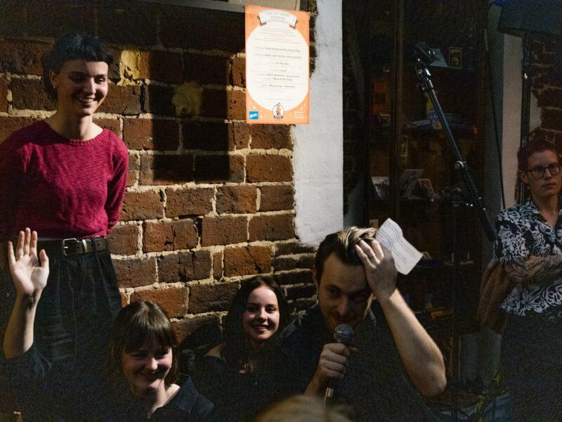 Gents Kampioenschap Poetry Slam